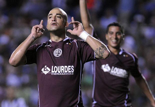 El Granate quiere volver a festejar como la semana pasada, en Asunción.