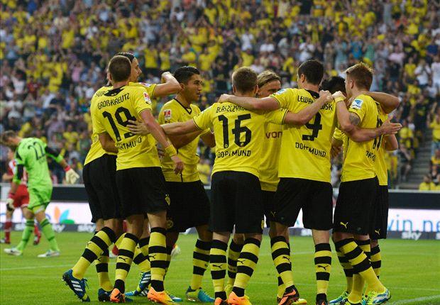 Dortmund en Leverkusen jagen op Rekordmeister