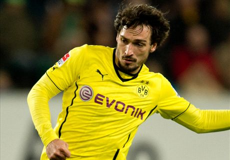 Klopp: Hummels not joining Man Utd