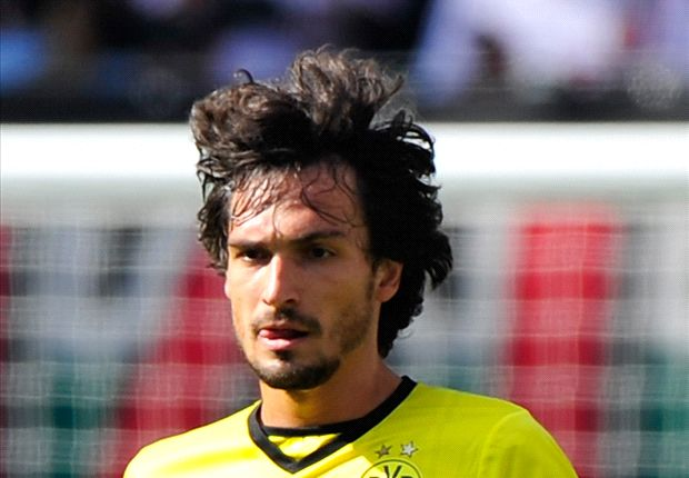 Dortmund defender Hummels ruled out for two weeks