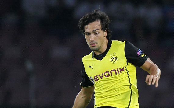 Mats Hummels Borussia Dortmund 18092013