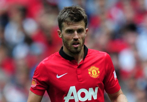 Manchester United star Carrick upbeat after Bayern Munich draw