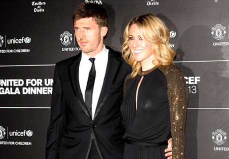 In Pictures: Manchester United's Unicef gala dinner