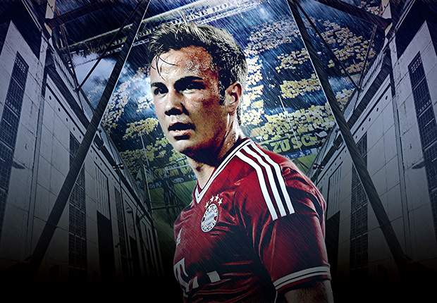 Gotze set for a rough reception - but Dortmund fans should focus on beating Bayern
