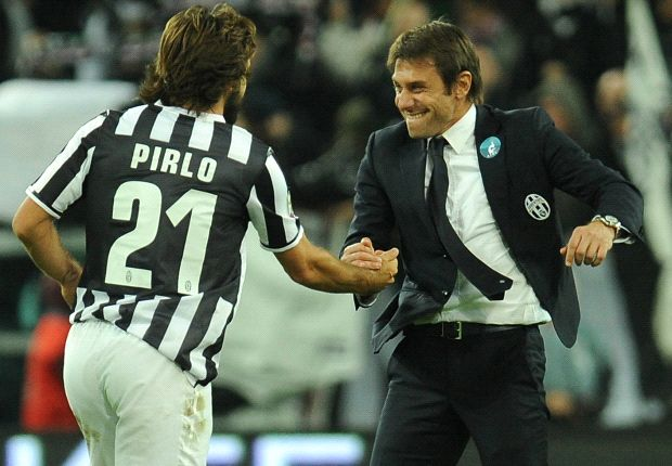 Conte: I'd always give Ballon d'Or to Pirlo