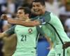 Portugal 2-0 Wales: Ronaldo equals Platini's record as Santos' men makes final