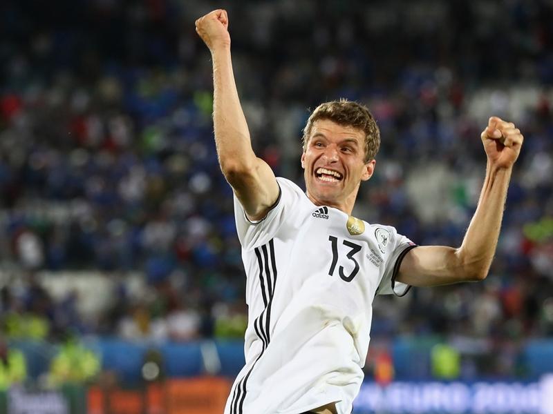 E' sempre la Germania di Muller: 7 goal in 9 partite di qualificazione mondiali