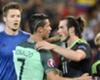 Gareth Bale lamenta la lesión de CR7