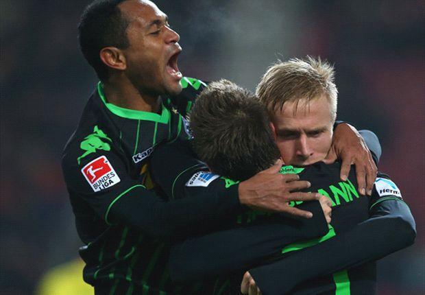 Vierter Sieg in Serie: Gladbach bezwingt Angstgegner Stuttgart