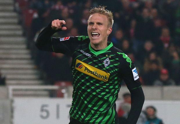 Stuttgart 0-2 Borussia Monchengladbach: Wendt strike clinches points
