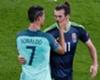 Bale se lamentó por CR7