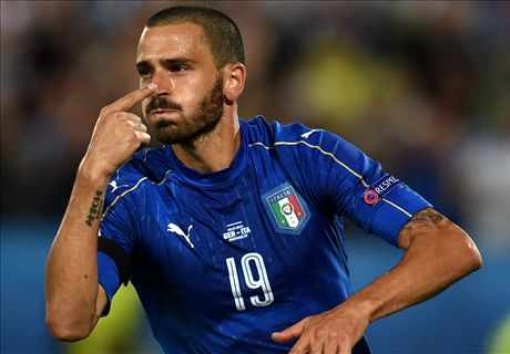 RUMOURS: Man Utd to move for Bonucci