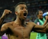 Nani revels in 'historic moment'
