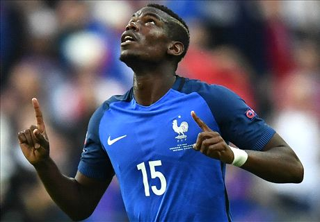 RUMOURS: Madrid back in Pogba race