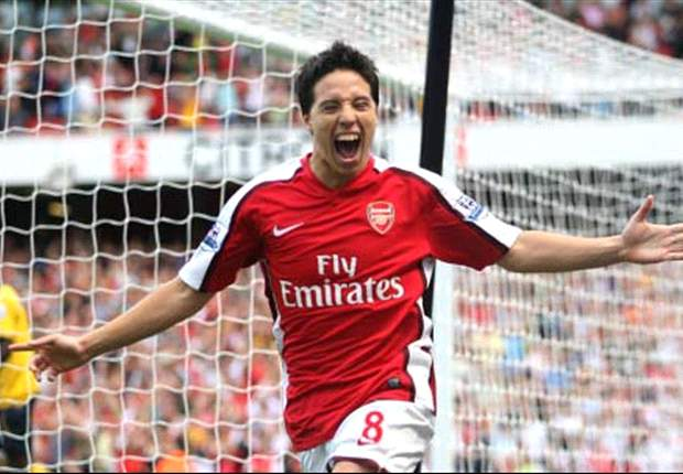Samir Nasri Hails Impact Of Arsene Wenger At Arsenal