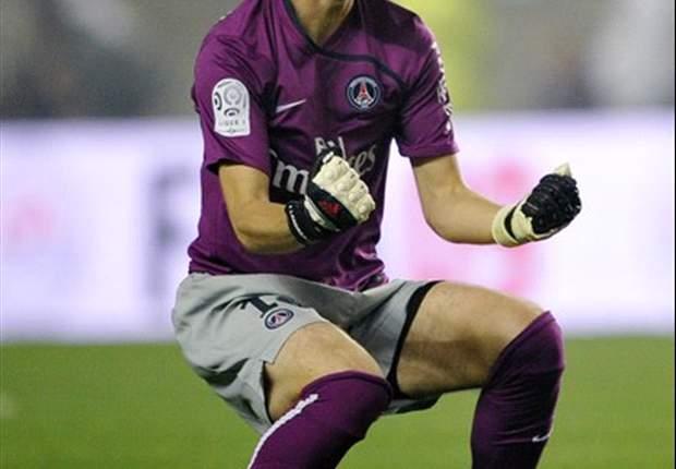 PSG Goalkeeper Mickael Landreau: I Could Leave France For Spain Or England