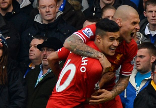 Liverpool boss Rodgers pushing Coutinho's World Cup case