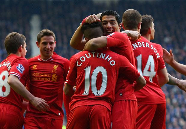 Sturridge redt punt in Merseyside-derby