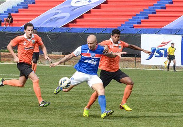 Bengaluru FC 0-0 Sporting Clube de Goa