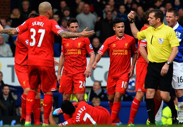 Rodgers on Mirallas challenge: 'It should have been a red'