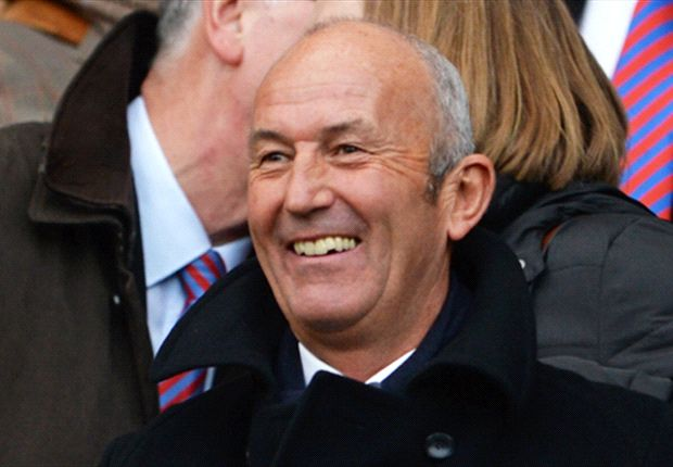 Pulis sees promise in Crystal Palace