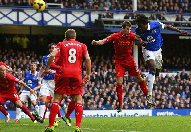 Brisantes Hinspiel: Everton gegen Liverpool