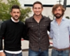 Vieira lauds Villa, Pirlo, Lampard