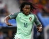 New Bayern Munich arrival Renato Sanches in action for Portugal
