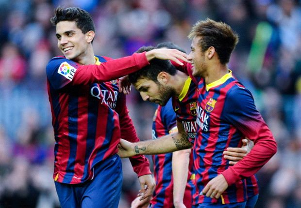 Bartra: I feel important at Barcelona