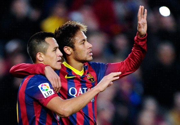 Der FC Barcelona will seine Siegesserie fortsetzen