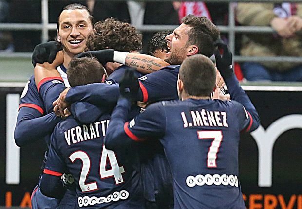 Reims 0-3 Paris Saint-Germain: Unbeaten visitors extend lead at top of Ligue 1