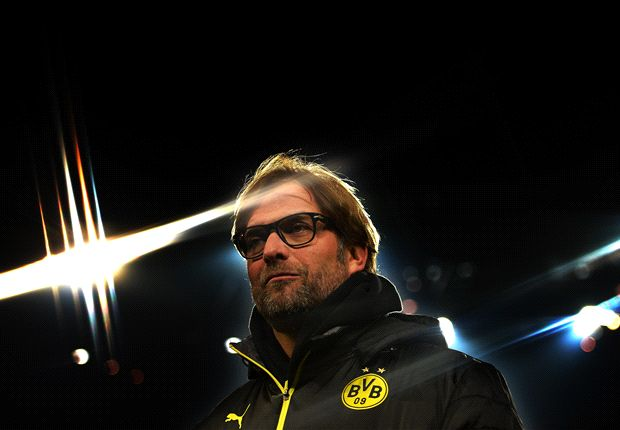 Dortmund boss Klopp targets DFB-Pokal success