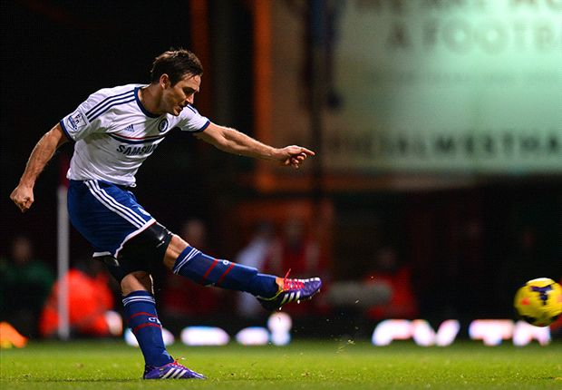 Mourinho: It's in Lampard's DNA to score, he had nothing to prove to me