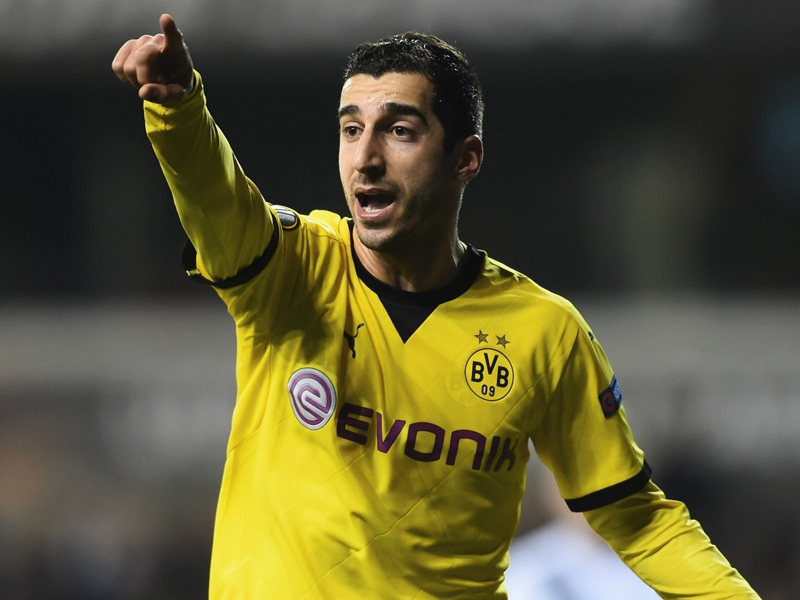 'I'm deeply shocked' - Mkhitaryan sends support to Dortmund after explosions