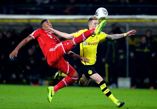Bayern are not unbeatable, says Boateng