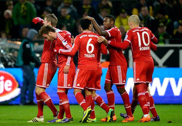 Bayern enteilt BVB - Götze stellt die Weichen auf Sieg