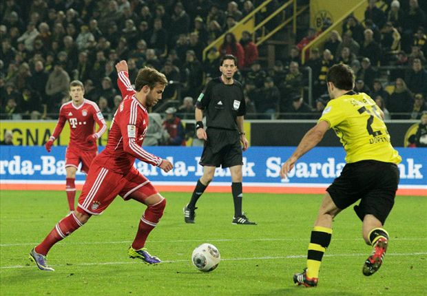 The Ghost of Gotze: Super Mario returns to haunt crisis-hit Dortmund
