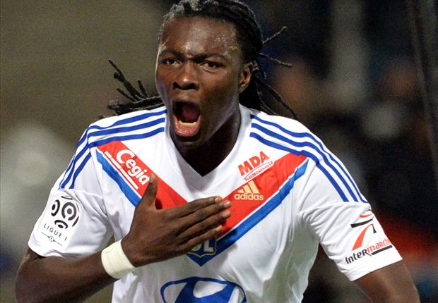 Bafetimbi Gomis is a candidate to score first