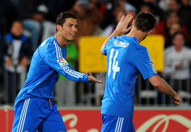 'Xabi Alonso is as important as Ronaldo for Real Madrid' - Amavisca