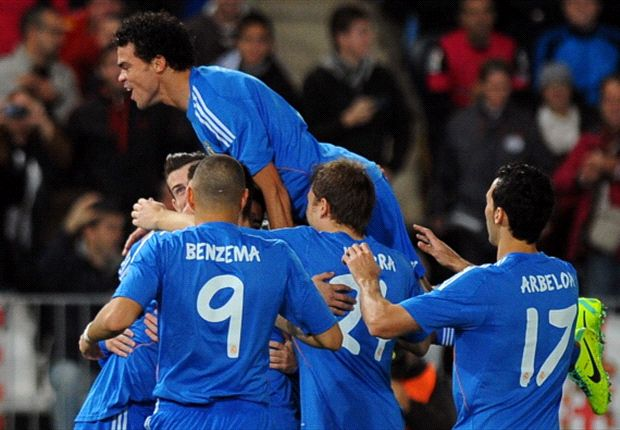 Almeria 0-5 Real Madrid: Ancelotti's men make light of Ronaldo injury blow