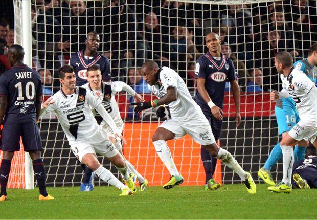 REVIEW Ligue 1 Prancis: Lorient Pesta Empat Gol Di Markas Evian