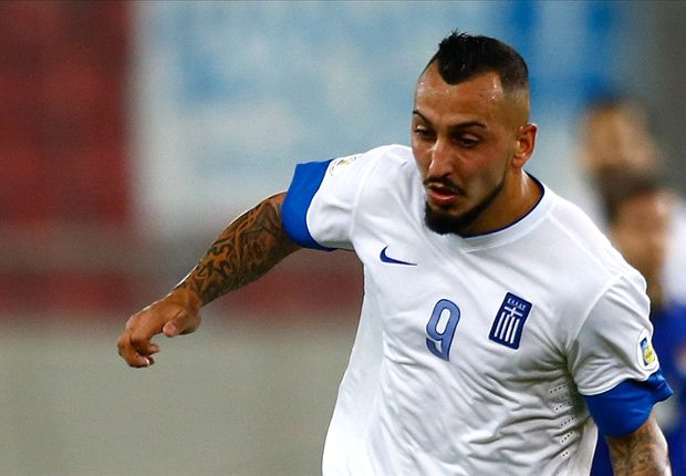 Fulham signs Mitroglou from Olympiakos