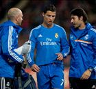 Ronaldo in need of a rest after injury scare