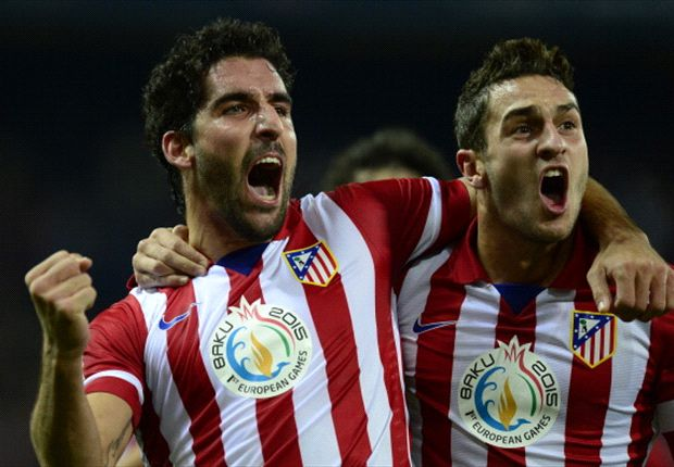 Job done for Atletico - Raul Garcia pleased with point at Zenit