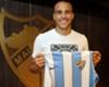 Sandro Ramírez firma por el Málaga