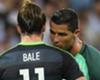 Qué le dijo CR7 a Bale