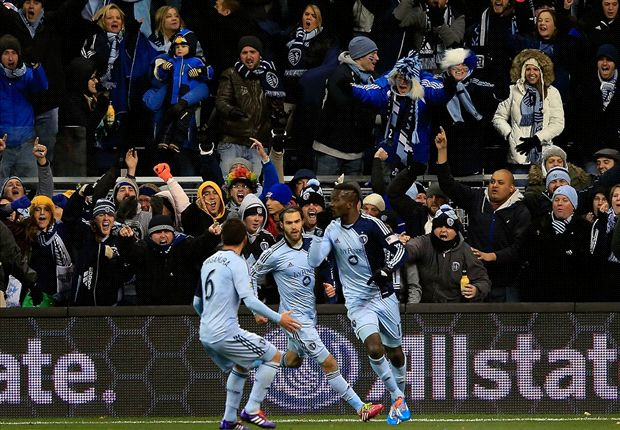 Dwyer and Feilhaber show resolve in helping Sporting KC to MLS Cup final