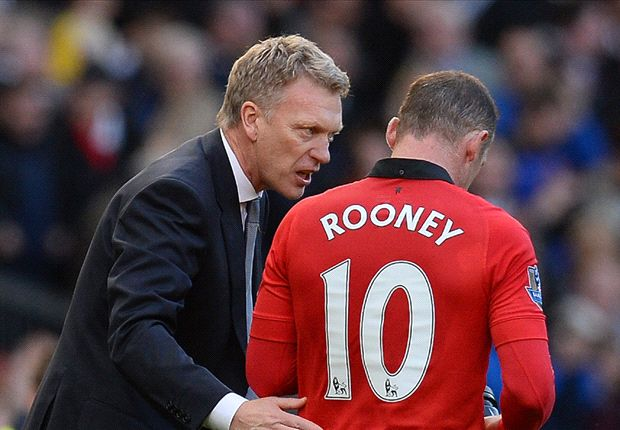 Manchester United boss Moyes hints at Rooney rest