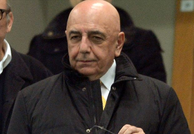Galliani reveals Milan transfer plans
