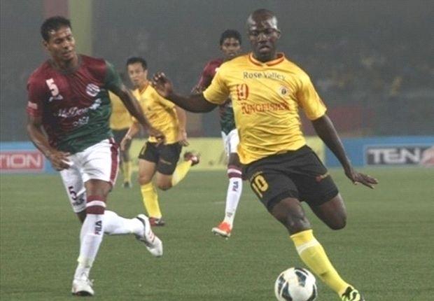 Mohun Bagan 0-1 East Bengal